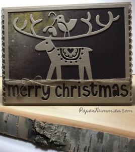 papernummies handmade card